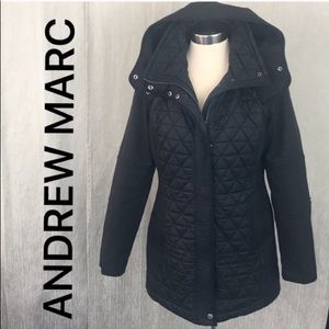 ⭐️ MARC NEW YORK ANDREW MARC PUFFY COAT 💯AUTH
